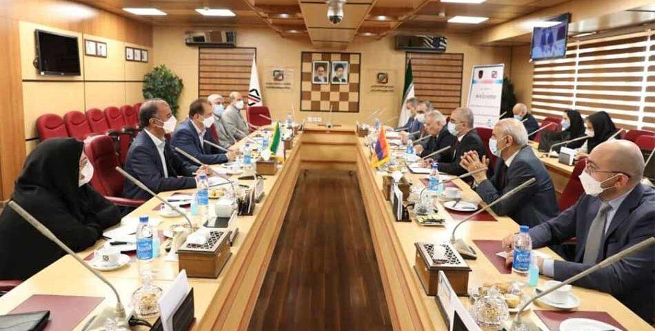 جمهوری اسلامی ایران و جمهوری ارمنستان