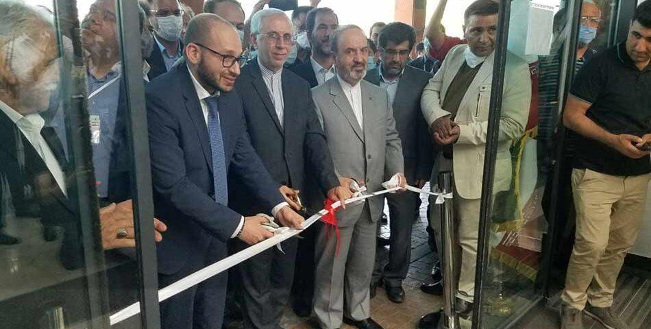 نمایشگاه اختصاصی ایران در ارمنستان