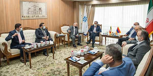 رئیس گمرک ارمنستان