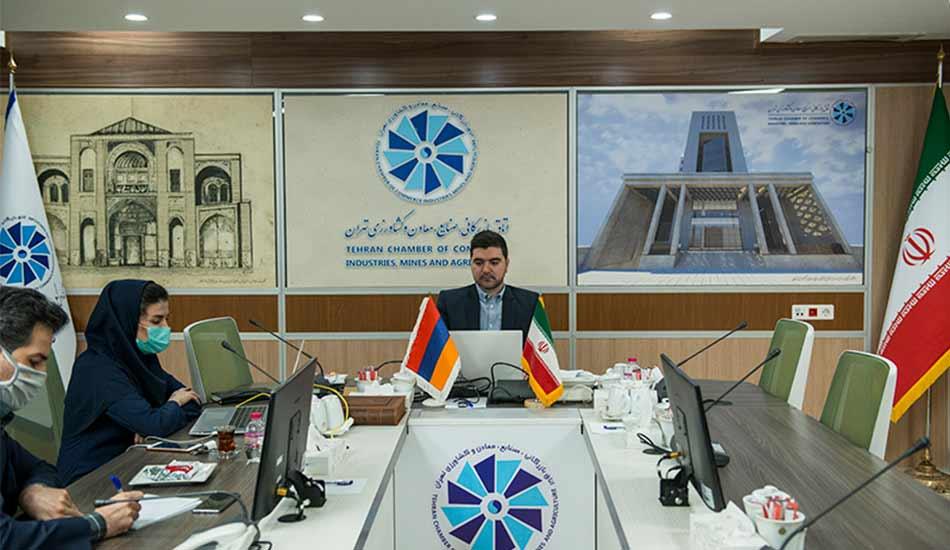 تجار ایران و ارمنستان