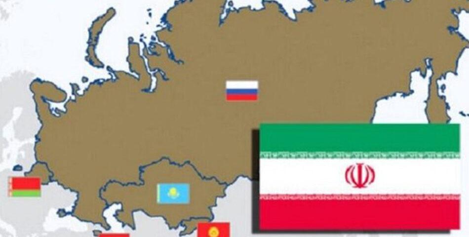 کشورهای عضو اتحادیه اوراسیا