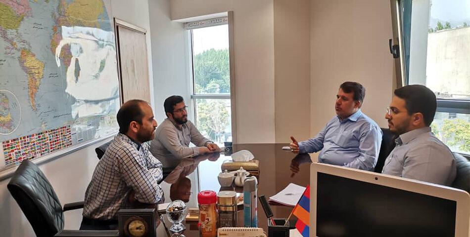 سرکنسول ایران در کربلا