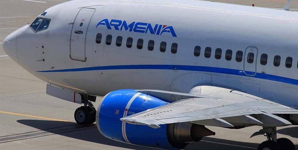 پروازهای ایران و ارمنستان